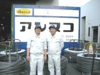 タイ工場からの研修生