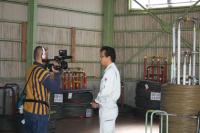 TV Q  『九州ゲンキ主義経済 ぐっジョブ』の取材を受けました。