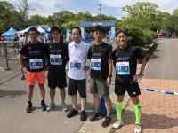 企業対抗駅伝2019愛知大会に参加しました!